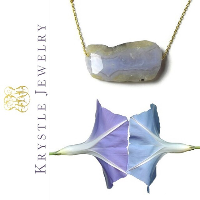 Something Blue Collection by Krystle Jewelry